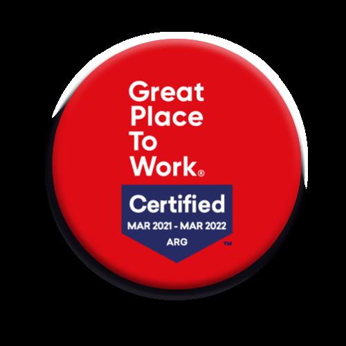 Logo certificacion GPTW
